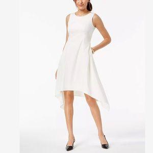 Alfani Asymmetrical Scoop Neck Dress NWT
